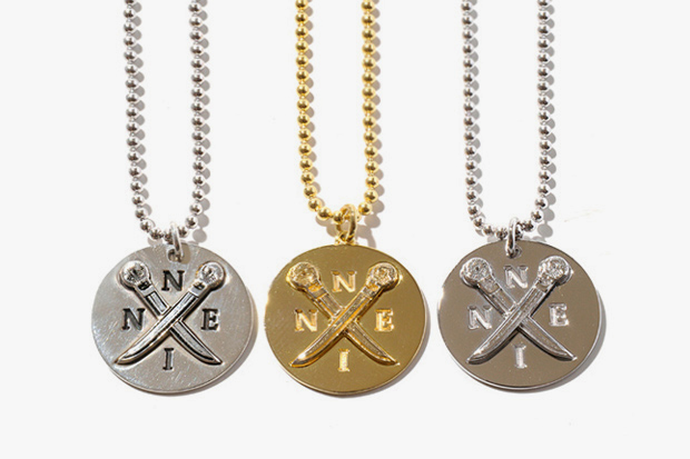 Image of Nine Rulaz Line x SKULSS Jewelry Collection