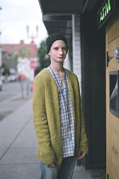"Image of nonnative 2012 Fall/Winter ""Stumptown Sidewalk"" Lookbook"