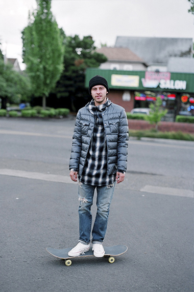 "Image of nonnative 2012 Fall/Winter ""Stumptown Sidewalk"" Lookbook"