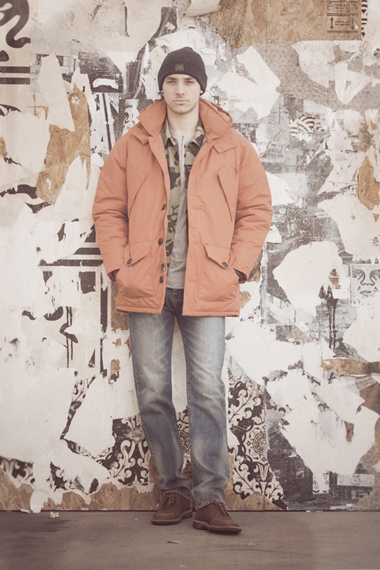 Image of OBEY 2012 Fall Lookbook