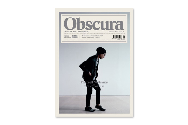 Image of Obscura by SILLY THING Issue 09