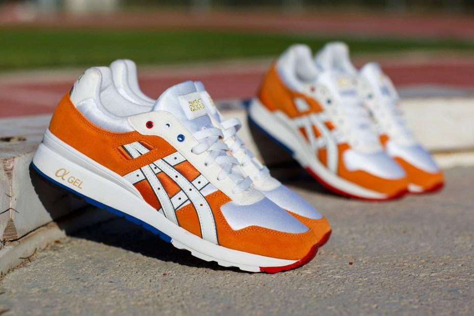 Image of Olympic Team Netherlands x ASICS GT-II