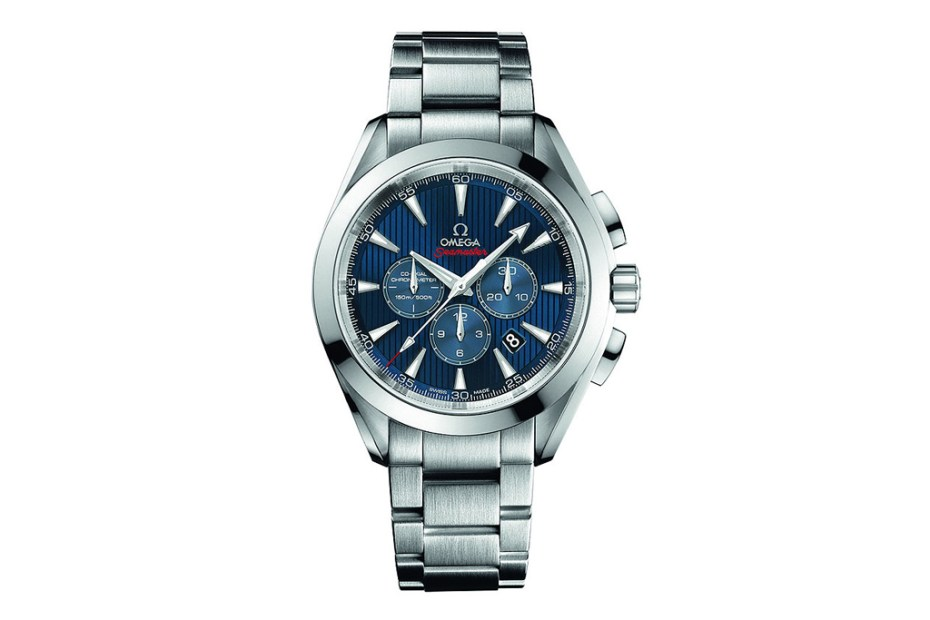 Image of Omega Seamaster Watches for 2012 London Olympic Games