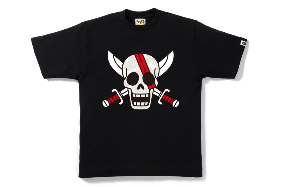 Image of ONE PIECE x A Bathing Ape 2012 Collection 2nd Release