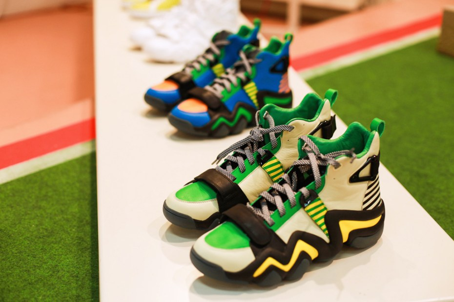 Image of Opening Ceremony x adidas Originals 2013 Spring/Summer Preview