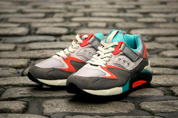 Image of Packer Shoes x Saucony Grid 9000 'Trail' Pack