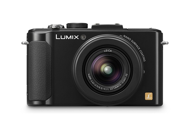 Image of Panasonic Lumix LX7 Digital Camera