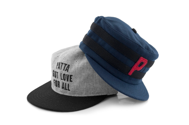Image of Patta x Ebbets Field Flannels Wool Caps