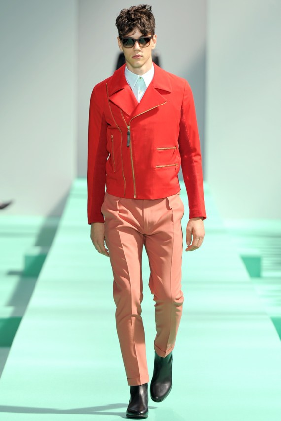 Image of Paul Smith 2013 Spring/Summer Collection