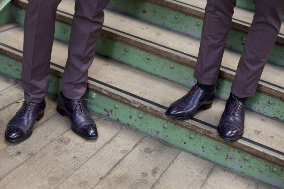 Image of Paul Smith x John Lobb 2013 Spring/Summer Collection Preview
