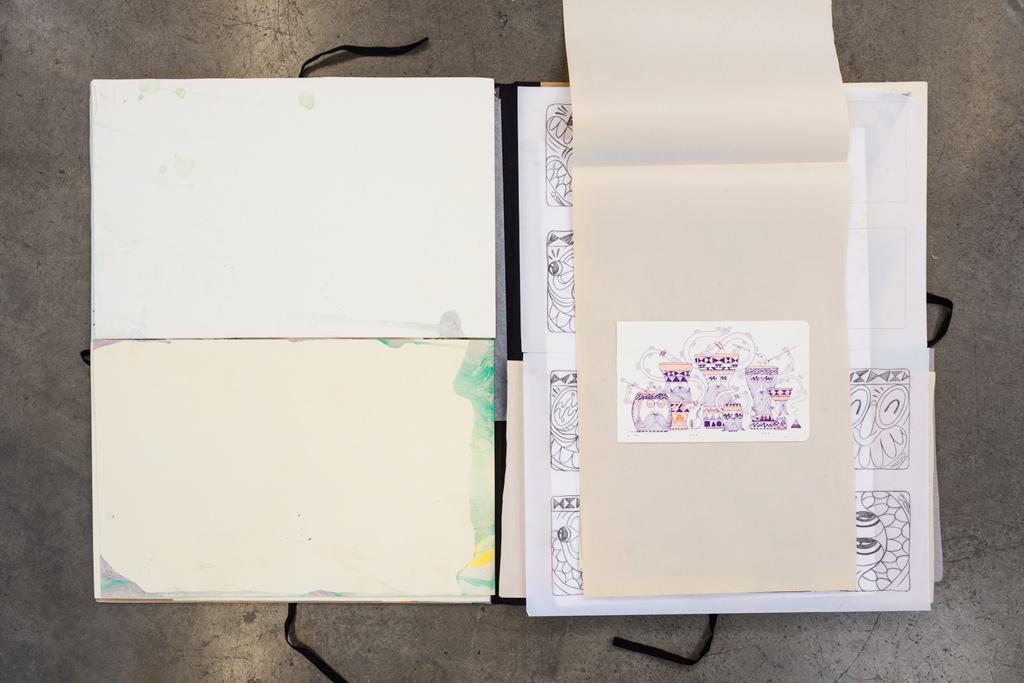 Image of Pen & Paper: Steven Harrington