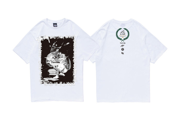 "Image of PoPPY OIL ""Sampler of Garapagos"" Exhibition @ Stussy Fukuoka"