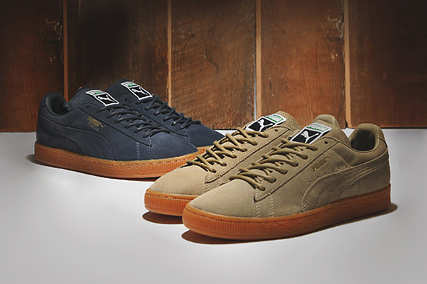 Image of PUMA 2012 Fall/Winter Suede Eco Tonal Pack