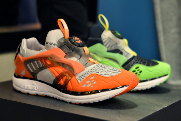 Image of PUMA 2013 Spring/Summer Footwear and Apparel Preview