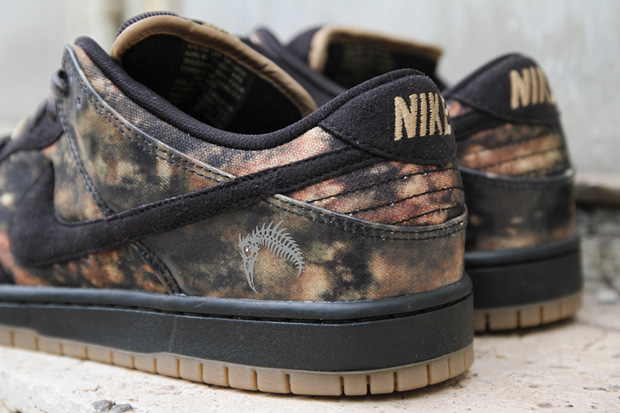 Image of Pushead x Nike SB Dunk Low Premium 2012