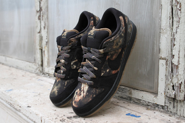 Image of Pushead x Nike SB Dunk Low Premium 2012