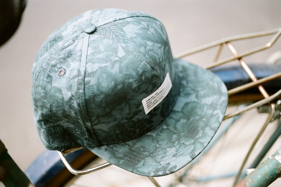 "Image of Reed Space x KICKSHI x Publish 2012 Summer ""Good Moods"" Cap Collection"