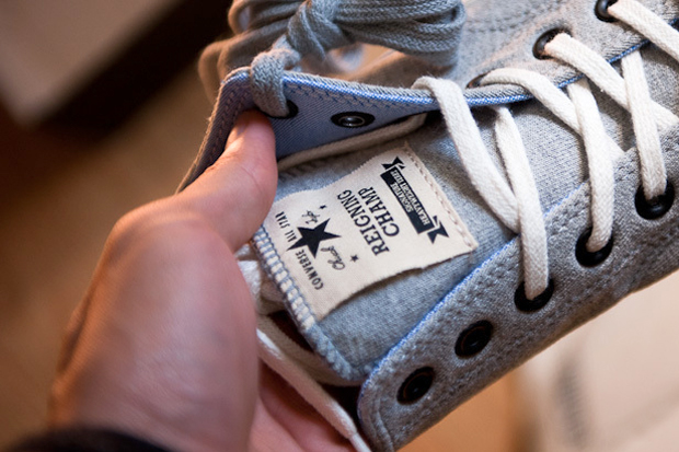 Image of Reigning Champ x Converse Chuck Taylor Sneak Peek