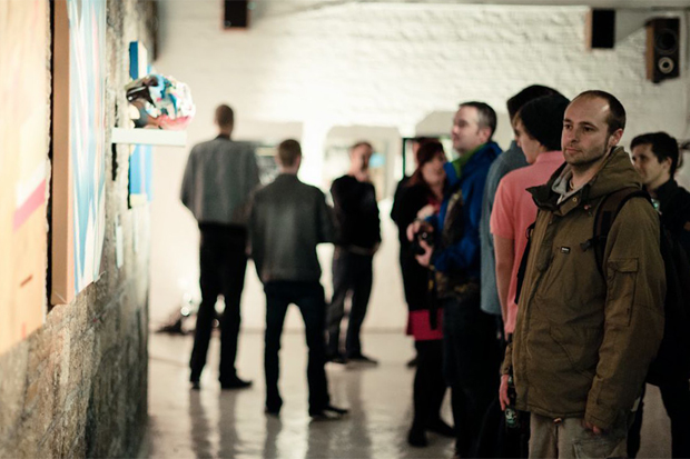 "Image of Remi Rough ""How To Use Colour & Manipulate People"" @ Unit 44 Exhibition Recap"