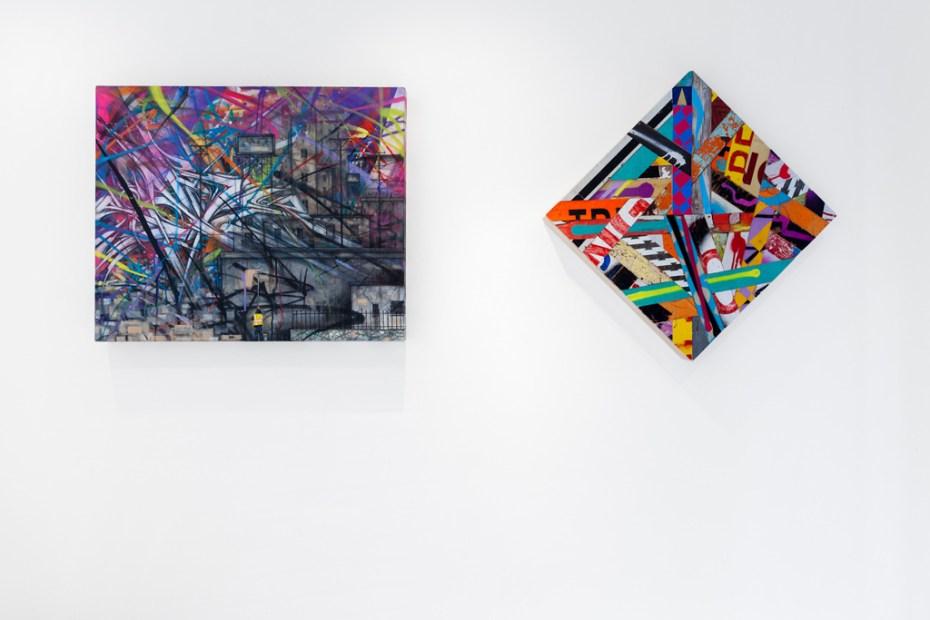 "Image of REVOK ""GILGAMESH"" Exhibition @ Known Gallery Recap"