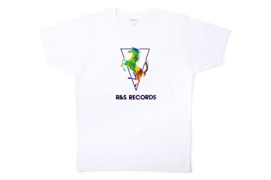 Image of R&S Records x Firmament 2012 T-Shirt Collection