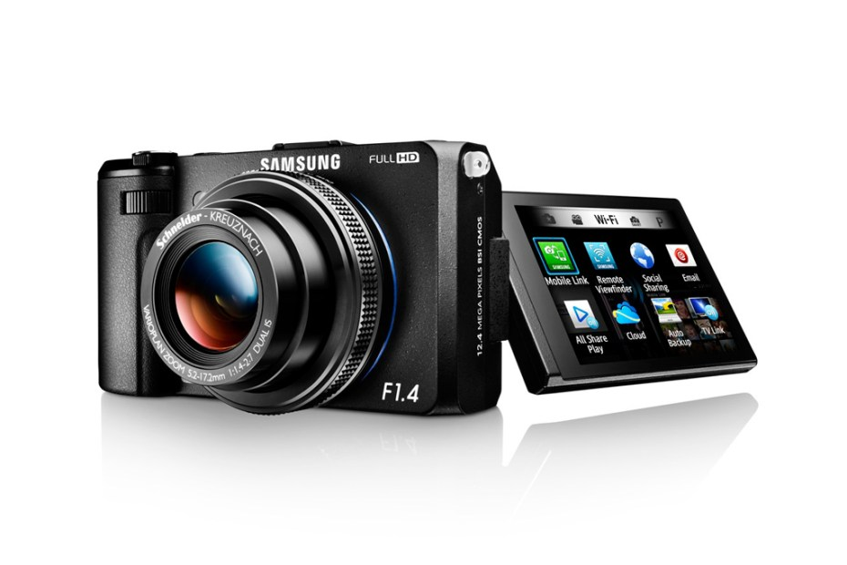 Image of Samsung EX2F Camera