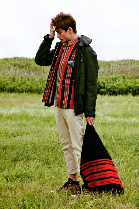 Image of SENSE: visvim 2012 Fall/Winter Collection Editorial