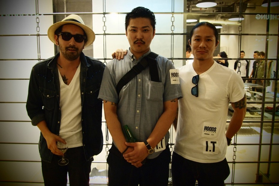 Image of Shinsuke Takizawa: HOODS BEIJING Store Opening Recap
