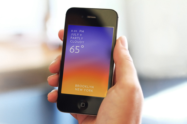 Image of SOLAR for iPhone: The Design-Driven Weather App