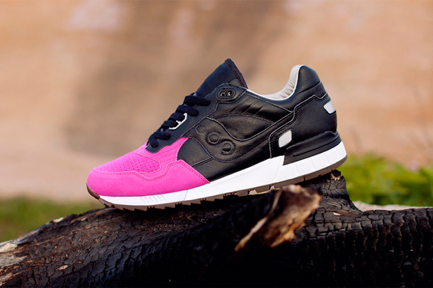 Image of Solebox x Saucony Shadow 5000 Pink Devil