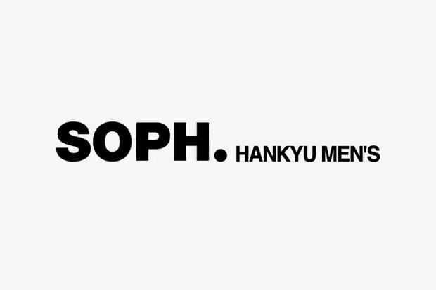 Image of SOPH.HANKYU MEN'S OSAKA Store Opening