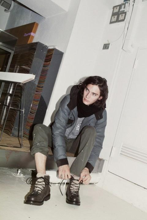 Image of SOPHNET. 2012 Fall/Winter Lookbook