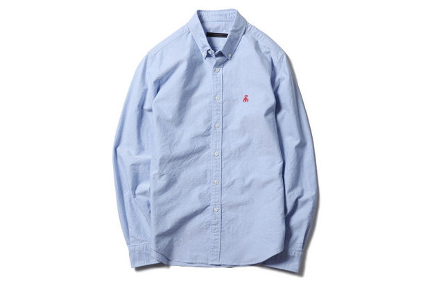 Image of SOPHNET. 2012 Spring/Summer COTTON OXFORD B.D. SHIRT