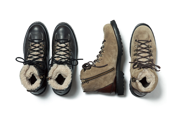 Image of SOPHNET. x Buttero 2012 Fall/Winter Hiking Boot