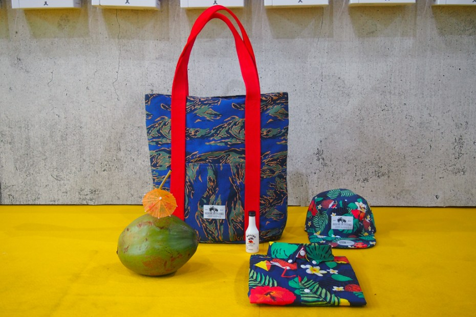 """Image of Bread & Butter: Sport & Street x WeSC 2012 """"HOUSE OF FLORA"""" Capsule Collection"""