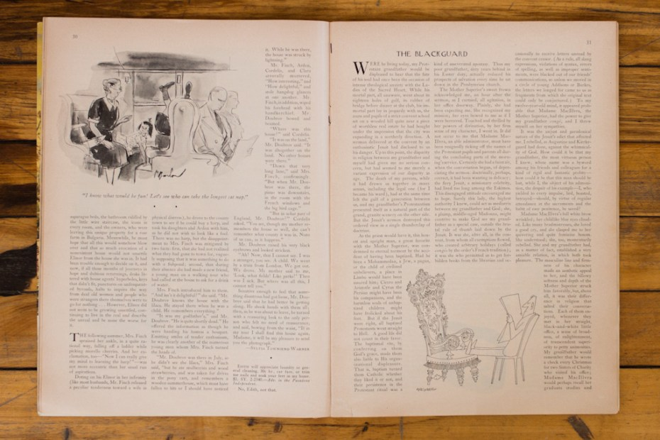 "Image of ""Steinberg, Saul. The New Yorker. New York, 1945–2000."" Retrospect Exhibition @ Yale Union"