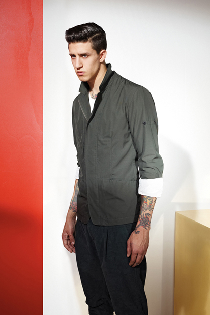 Image of Stone Island Shadow Project 2012 Fall/Winter Lookbook
