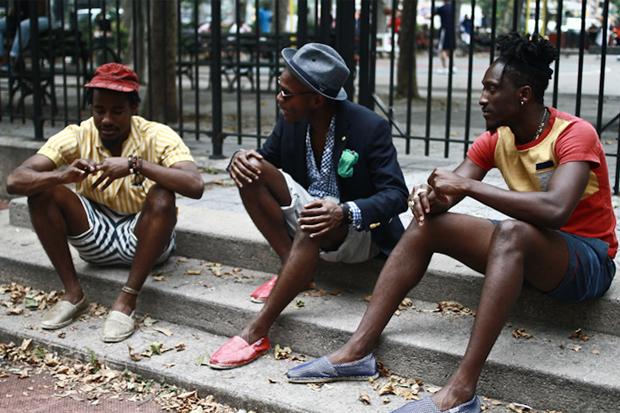 Image of Street Etiquette x Soludos Mesh Net Espadrilles