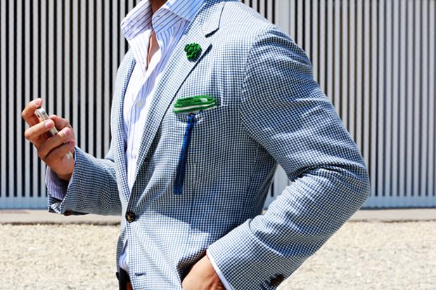 Image of STREETFSN: Gentleman's Detail