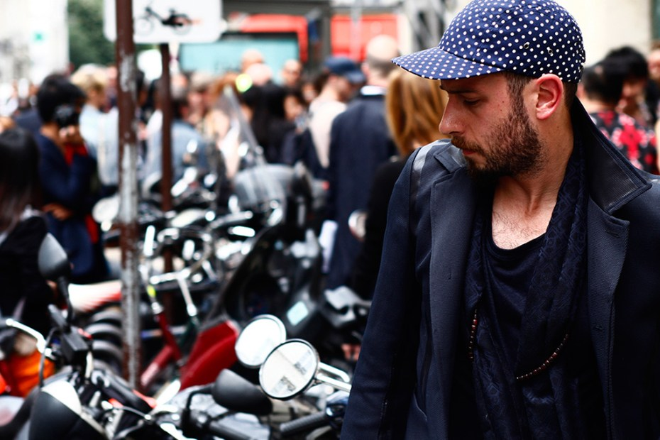 Image of Streetsnaps: Paris Fashion Week 2013 Spring/Summer Part 2