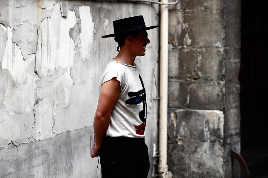 Image of Streetsnaps: Paris Fashion Week 2013 Spring/Summer Part 4