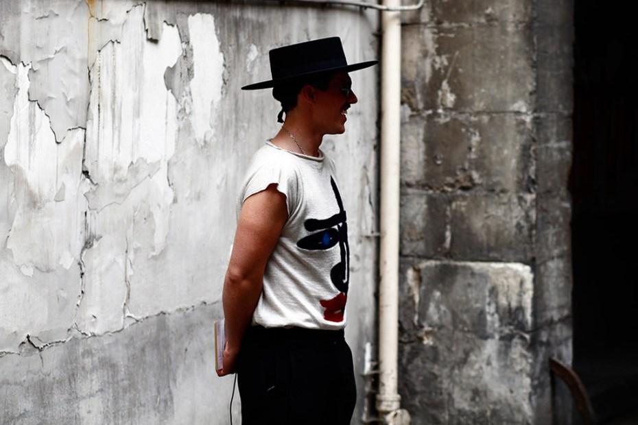 Image of Streetsnaps: Paris Fashion Week 2013 Spring/Summer Part 4