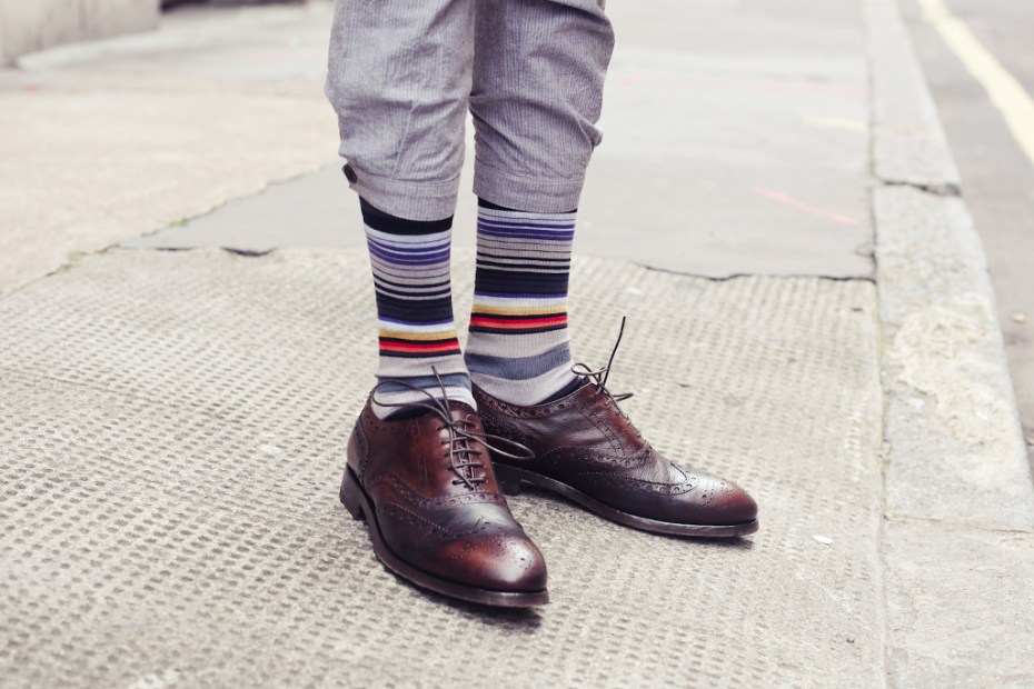 Image of Streetsnaps: Subtle Stripes