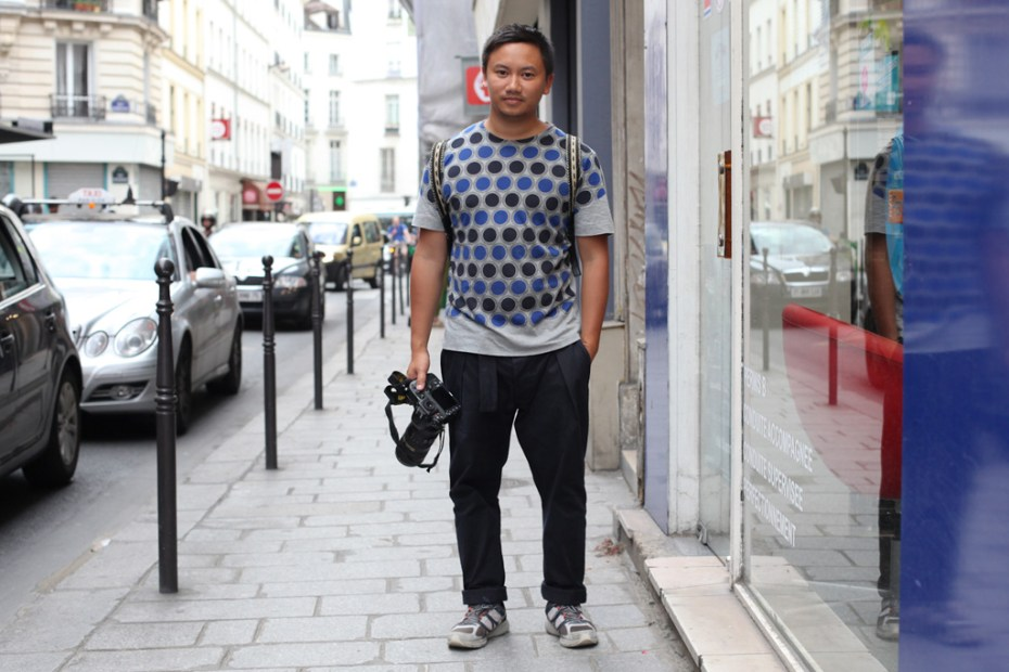 Image of Streetsnaps: Tommy Ton