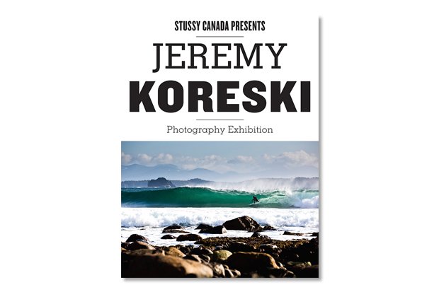 Image of Stussy Canada Presents Jeremy Koreski Photography Exhibition @ Catalog Gallery