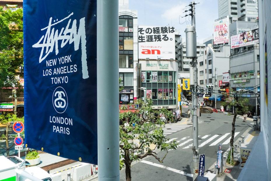 Image of Stussy Osaka Minami Chapter Renewal Opening Recap