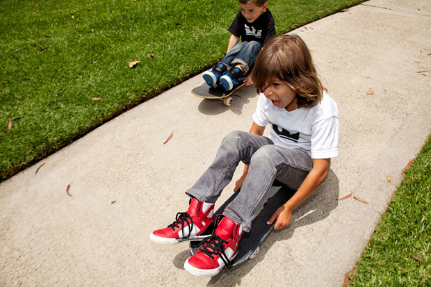 Image of SUPRA Introduces Footwear for Kids
