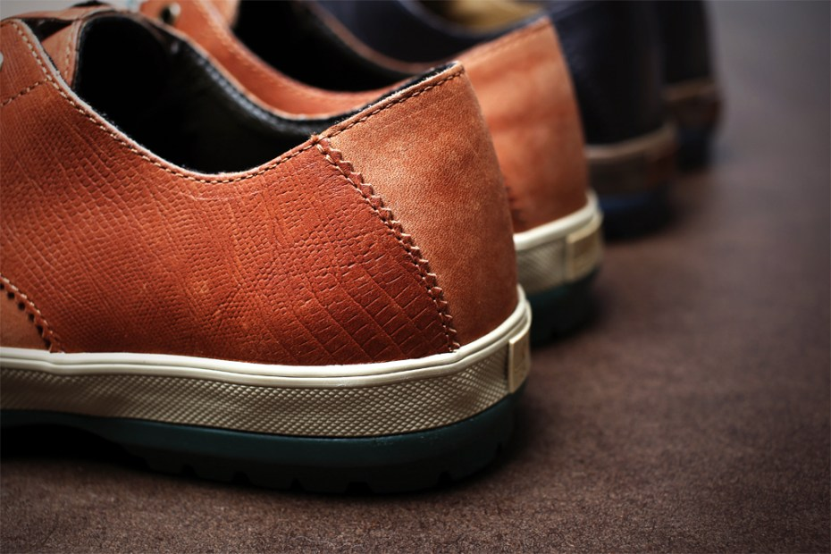 Image of Taka Hayashi x Vans Vault TH Derby Trek LX