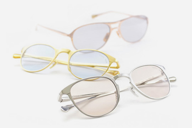 Image of TAKAHIROMIYASHITA TheSololst. x Oliver Peoples 2012 3rd Collection