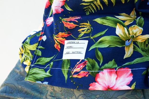 "Image of Tantum 2012 Spring/Summer ""Magnum"" Shirt"